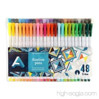 Art Alternatives Fine Liner Pen Set/48 - B01IAA11JK