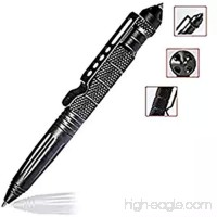 L.M.J.Aircraft Aluminum Defender Tactical Pen Military or Police Outdoor Survival Tool. - B00ZBL8HUS