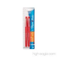 Paper Mate Flair Porous-Point Felt Tip Pen Medium Tip 2-Pack Red (8422452PP) - B001CDCWRS