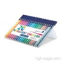 Staedtler Triplus Color Fiber Tip Pens  323SB20P - B000KJP7HM