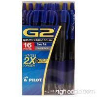 Pilot G2 Blue Fine Point - 16 Pack - B0077SKT0O