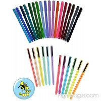 30 Pack of Every Le Pen Color (Le Pens + Fridge Magnet) Authentic Uchida of America LE PENS - B07F3CNB4C