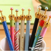 JOYJULY Crown Design Kawaii Refill Mechanical Pencil 0.5mm HB School Office Pencil - B011DNNT32
