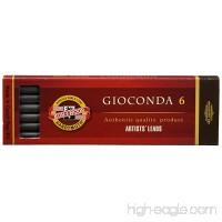 Koh-I-Noor 6 Gioconda 5.6 mm Graphite Leads. 4865/6B - B000XA818U