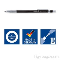 Staedtler Mars Technico 780 C-9 2mm Leadholder (Limited Edition) Black - B01N4E849U