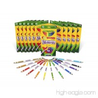 Crayola Bulk Erasable Colored Pencils Classpack 12 Packs of 12-Count - B01DGIKB9M