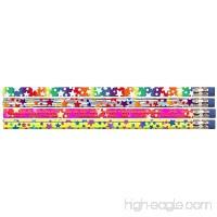 D1626 Cosmic Colors - 36 Decorative Stars Pencils - B0042869DS