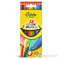 iScholar Color Pencils  Assorted Colors  12-Pack of Pencils (22212) - B005CT8Z6U
