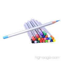 Ohuhu 24-color Colored Pencil Set - B01J37VIKQ