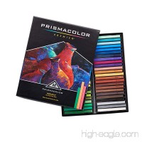 Prismacolor 27051 Premier NuPastel Firm Pastel Color Sticks  48-Count - B000N337XG