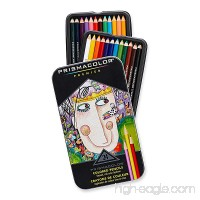 Prismacolor 3597T Premier Colored Woodcase Pencils 24 Assorted Colors/Set - B00G1ZV30O