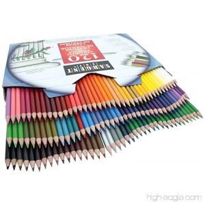Sargent Art 120 Piece Assortment Coloured Pencils (22-7252) - B01LTHOR74