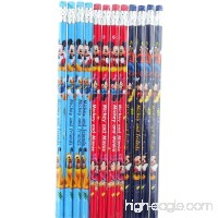 Disney Mickey Mouse and Friends 12 Wood Pencils Pack - B00V9O84F4