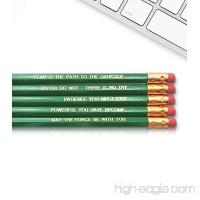 Yoda  Star Wars  The Jedi Inspirational Pencils - B013L3LYMK