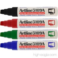 Artline 5109A Extra Thick Whiteboard Pens - Pack 4 - B00MPV9L2K