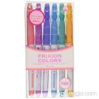 Pilot FriXion Colors Erasable Marker 6 Color Set - B007F7M5JU