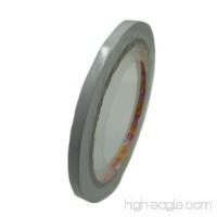 2 x Croco Self Adhesive Tape Whiteboard Grid Gridding Marking Tape 5mm White - B01CLMN9OI