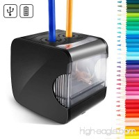 Cool-Shop Electric Pencil Sharpener - Best USB or Battery Operated Heavy Duty Pencil Sharpener for School  Home  Office  Studio - B077PNPCZJ