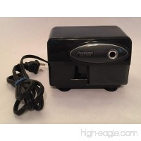 Panasonic(R) KP-310 Electric Pencil Sharpener  Black - B00005QY0H