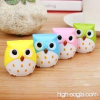 Usdepant Owl Shape Handheld Pencil Sharpener For Kids School (color random deliver) - B07411LW85