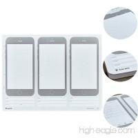 OLizee Creative iPhone 6 Sketch Pad for App Design UI Design - B01ABIMRLK