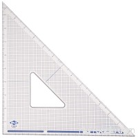 "Alvin ACT450-14 Cutting Edge Triangle (14"") - B004MGLT44"
