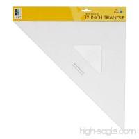 Art Alternatives 12in Professional 45 Degree Triangle - B009ONSYDO