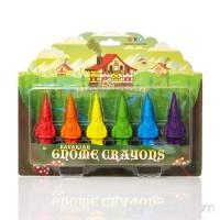 Bavarian Gnome Crayons - Set of 6 - B01BLJKDF0