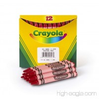 Crayola Bulk Crayons  Regular Size - Red (12 per box) - B00A7FTCFM