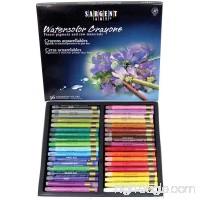 Sargent Art 22-1136 Artist Quality 36 Premium Watercolor Crayons - B079QXJRXS