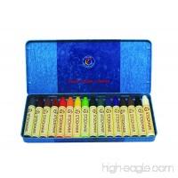 Stockmar Beeswax Stick Crayon Set of 16 can - B00JKO5DPE