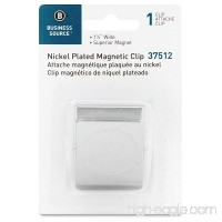 Magnetic Metal Clip 1.5 Inch - 12 Pack - B01H2JFLNW