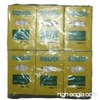 SOLITA - Non-Toxic White Chalk (12 boxes set) Bundle - B074TV69BR