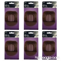 Womens Classics Large Updo Claw Clip (6-Pack) [Assorted Colors] - B07C112KTS