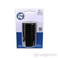 IQ360 1.5In Rings 12Pk - B003336F96