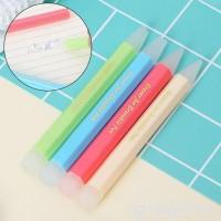 Fucung 1pcs Gel Ink Rubber Eraser Office & School Supplies Stationery Best Gifts for Friends & Kids Random Color - B07F9WJLNB