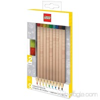 LEGO Colored Pencil With Brick Toppers - B015FM2FOG