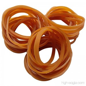 AxeSickle (100 per Bag) Rubber Bands Durable Elastic Rubber Bands General purpose rubber bands for home or office use. - B076K8JYB7