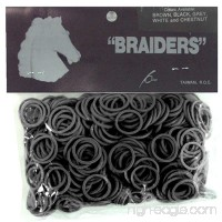 Braid Bands - Pack of 500 - B001E2QF8Y