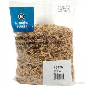 Business Source Size 10 Rubber Bands (15725) - B003SC0VT2