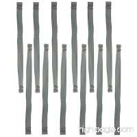 Furniture Bands (30 inch)  Moving Bands  Pallet Bands  Industrial Rubber Bands - Pack of 12 - Moving Supplies - B0733GS2XR