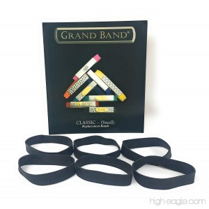 GRAND BAND Replacement Rubber Bands for the Rubber Money Clip - B00K5UYT0C