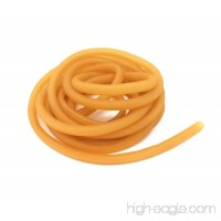 Honbay 3 Meters 6x9mm Natural Latex Rubber Band Tube for Slingshot Catapult Elastic Parts Outdoor Hunting - B075D7VZDC