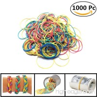 STA_B 1000 Pc Rubber Bands General purpose rubber bands for home or office use - B076Z5BS43