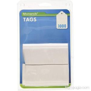 Monarch 925047 Refill Tags 1 1/4 x 1 1/2 White (Pack of 1 000) - B0013C9SHU