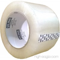 Packing Tape  3 Inch X 110 Yard 2.6 Mil Crystal Clear Industrial Plus Tape By Uline  Pack of 4 - B016LKY0W6