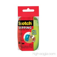 Scotch Sure Start Shipping Packaging Tape  1.88 in x 900 in  2 pack (DP-1000-RR-2) - B002VPDKYK