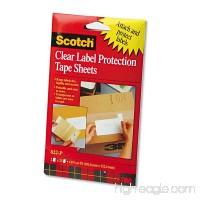 MMM822P - Scotch ScotchPad Label Protection Tape Pads - B005ENF3NW