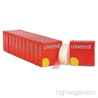 Universal 83436VP Invisible Tape 3/4 x 1296 1 Core Clear 12/Pack - B00BX8G4GC