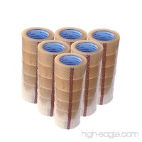 ValueMailers 2'' X 110 Yards Clear Packing Tape- Case of 36 - B0028U1GZI